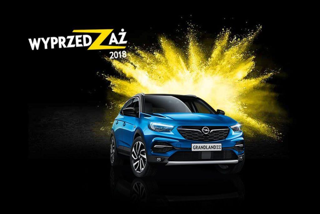 Promocja 1 – Opel