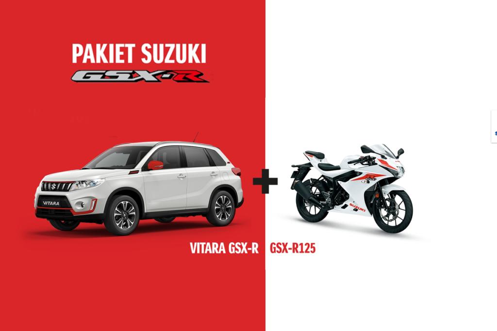 Promocja 1 – Suzuki